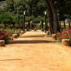 Lo storico giardino