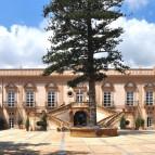Corte centrale Villa Bonocore Maletto